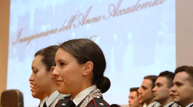 Scuola Ufficiali Carabinieri: Inaugurazione dell'Anno Accademico 2018-2019