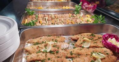 Regione, Diritto allo Studio a Trapani: l'Ersu, da oggi 15 gennaio, parte con il servizio di ristorazione