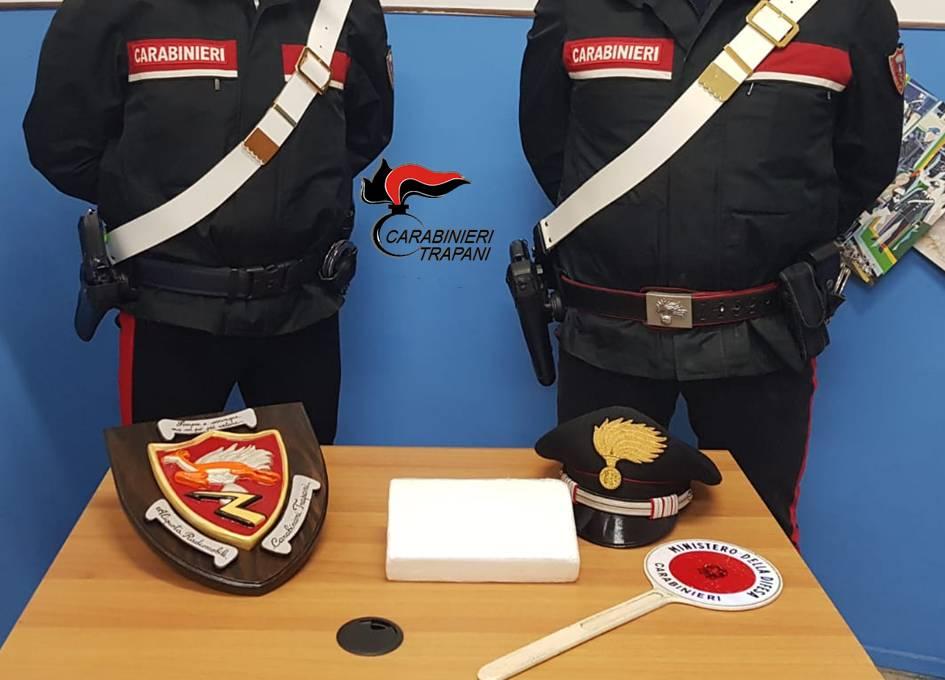 [Video] Trapani. Operazione antidroga: arrestato corriere con oltre 1 kg di cocaina