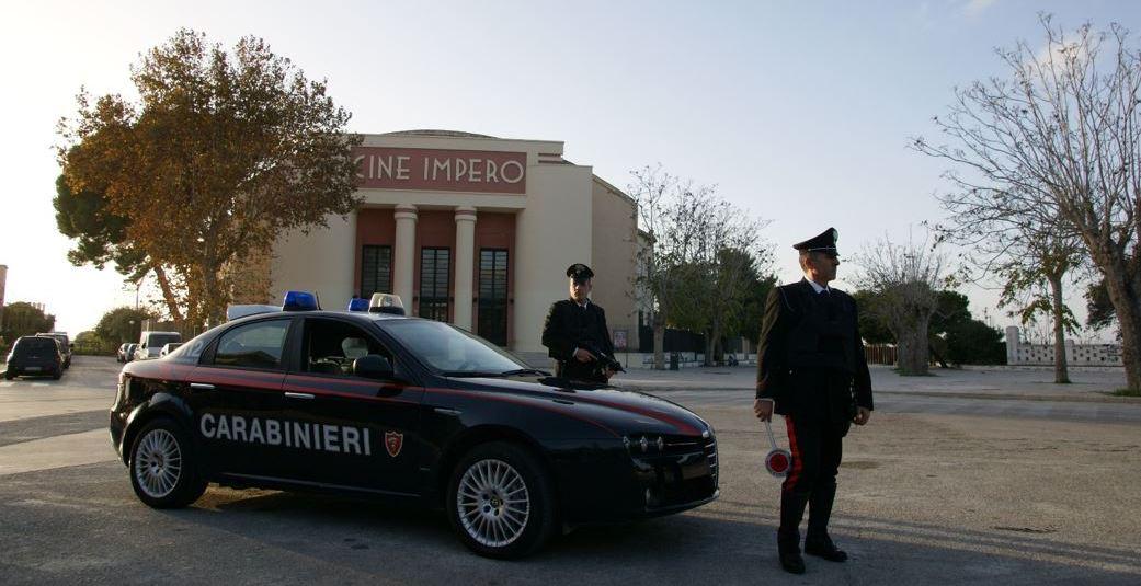 Marsala. Servizi antidroga dei Carabinieri: in due finiscono in manette