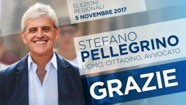 """Inchiesta voto di scambio, Pellegrino (FI): """" Ho affrontato la campagna elettorale con la massima correttezza, attendo con fiducia la conclusione delle indagini"""""""