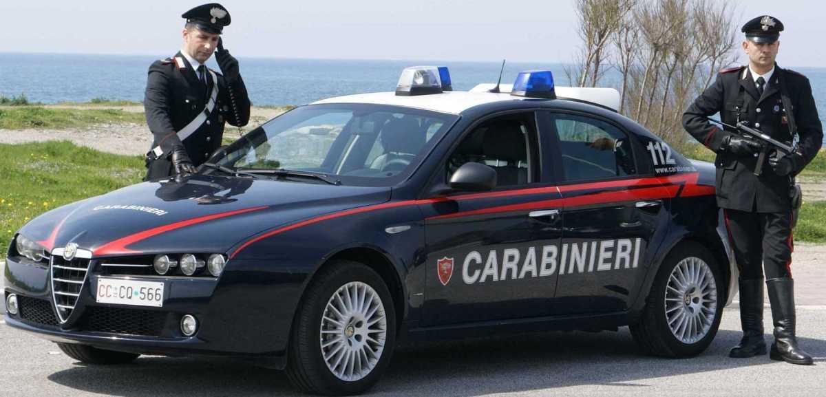 Inseguiti dai Carabinieri in autostrada: Arrestati 3 cittadini cileni.
