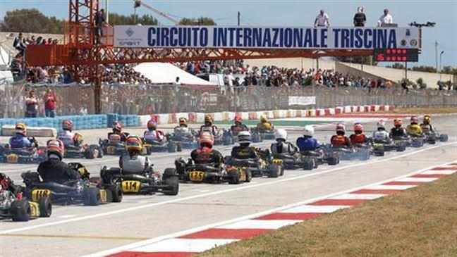 [Karting] La carica Tricolore dei 111 a Triscina