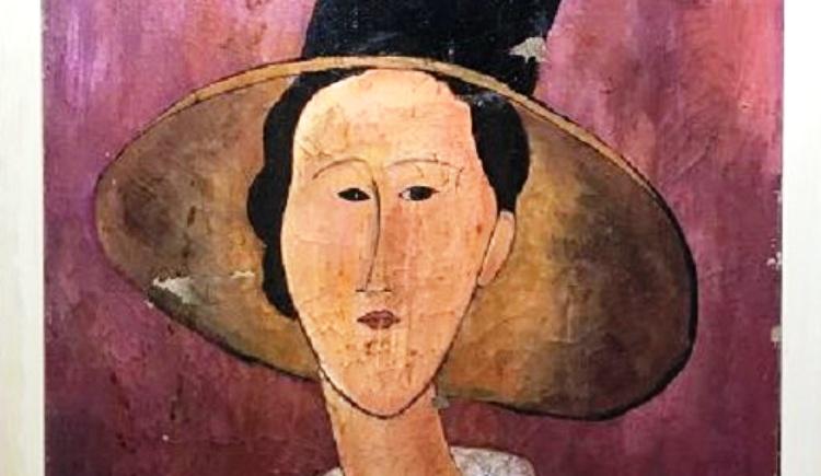 Sequestrati 2 falsi Modigliani in mostra a Palermo, due indagati