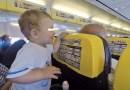 Anche i neonati in viaggio con Ryanair pagheranno il biglietto