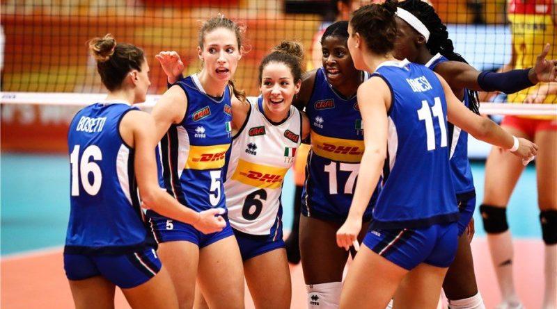Al via la Volleyball Nations League femminile 2019: Tutto quello che devi sapere