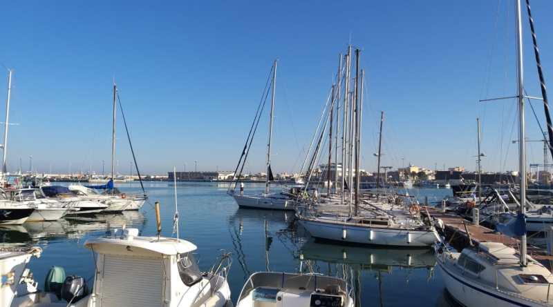 Eurafrica Cup 2019 Vele senza Frontiere: Hanno preso il mare alla volta di Yasmine Hammamet le imbarcazioni che partecipano alla competizione