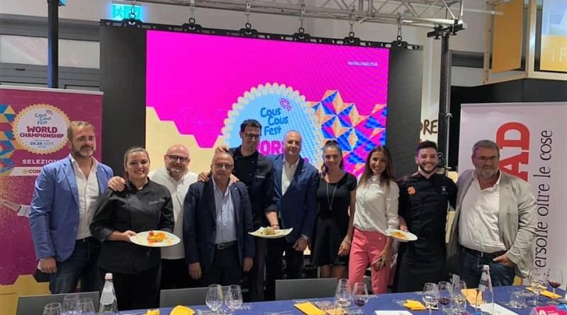[Cous Cous Fest] Chef marsalese vince concorso tra chef siciliani: partecipera' al festival internazionale di San Vito Lo Capo