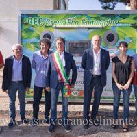 """Campobello. Rifiuti in cambio di sconti: installati i """"Green eco compactor"""""""