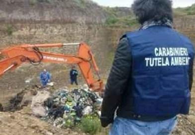 Traffico illecito di rifiuti tra Lombardia, Campania e Calabria, 11 arresti [VIDEO]
