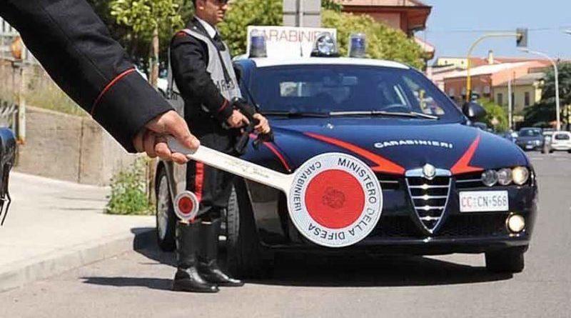 Tentato omicidio: I Carabinieri arrestano un 46enne di San Giuseppe Jato
