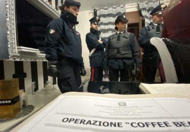 Roma. Operazione antidroga dei Carabinieri a San Basilio (Foto e Video)