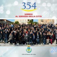 [Il calendario] 354 sorrisi al servizio della Città