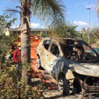 Gibellina, incendiata l'auto del sindaco