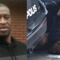 La polizia blocca il collo con un ginocchio e muore soffocato: Video shock pubblicato su Facebook