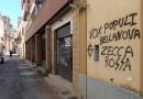 """Marsala. Scritta contro il ministro Bellanova: """"Vox Populi. Bellanova zecca rossa"""""""