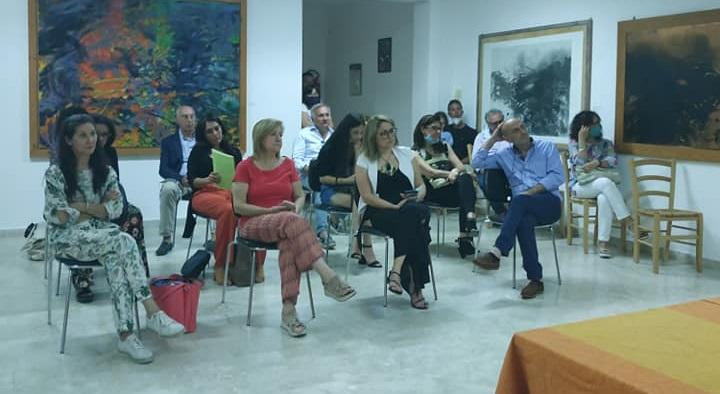 Santa Ninfa: Inaugurata mostra collettiva al museo Cordio