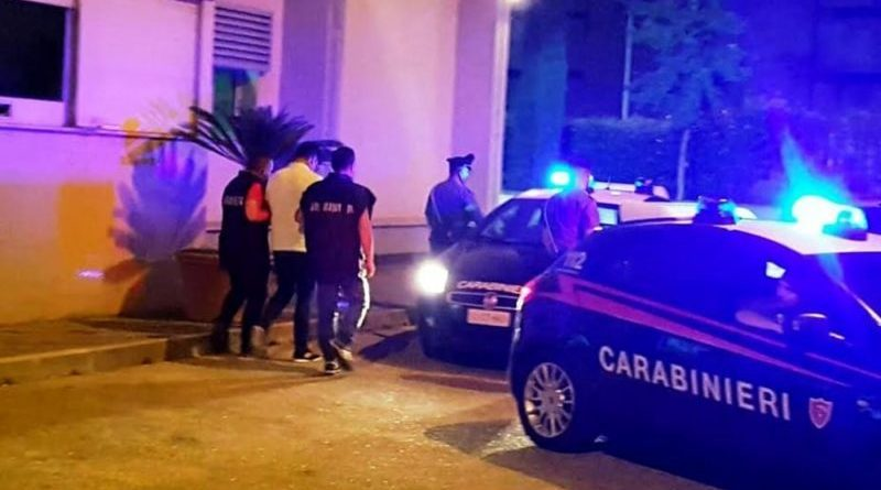 La droga dei Casalesi: 18 arresti tra Napoli e Caserta