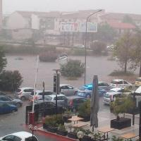 Nubifragio a Palermo, due vittime in auto sommersa dall'acqua