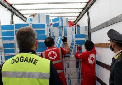 [Emergenza Coronavirus] Genova. Requisiti 121.230 indumenti protettivi monouso consegnate alle strutture sanitarie della Liguria