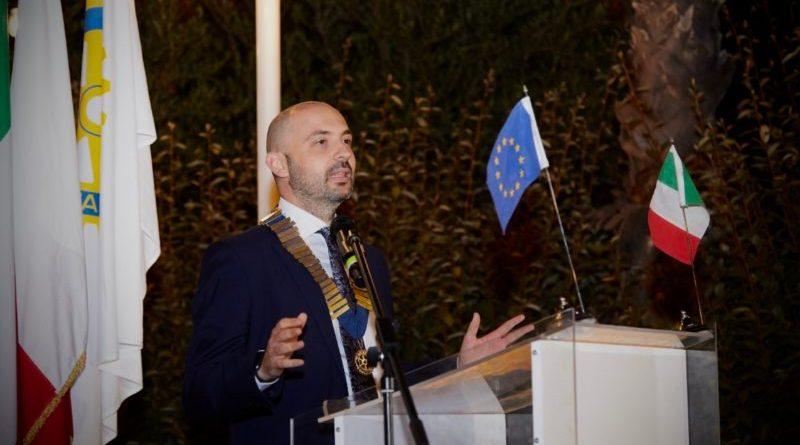 Nuovo presidente per il Rotary Club di Alcamo