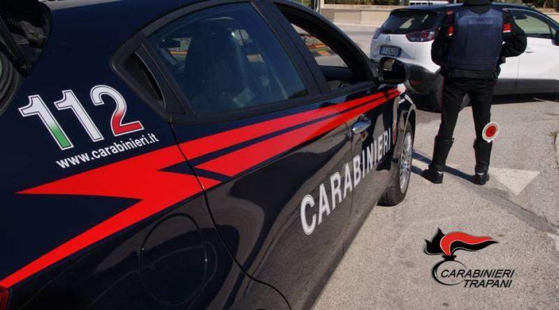 Operazione Antimafia dei Carabinieri: Trapani, Eseguite 5 misure cautelari. Arrestato il boss Mariano Asaro.