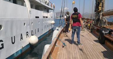 Roma: Riportato In Italia Uno Yacht da Regata D'Epoca del valore di oltre 10 Milioni di euro