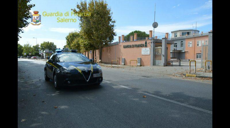 """Salerno. """"Giro"""" di auto di grossa cilindrata: in 3 nei guai per riciclaggio, sequestro per oltre 1 milione di euro"""