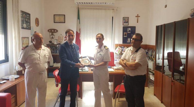 Rotary Club Marsala: corso BLSD presso la Guardia Costiera