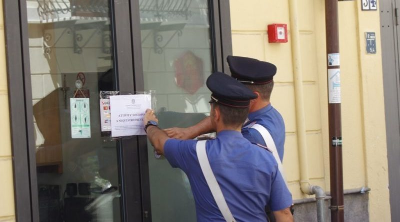 Palermo. Beni intestati a prestanome, sequestrate due aziende