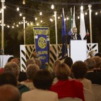 Rotary Alcamo 45 anni, lettera del Presidente Avvocato Giuseppe Coppola.