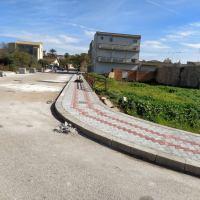 Campobello. Completati i lavori di realizzazione di un parcheggio pubblico nella centrale Via Umberto I