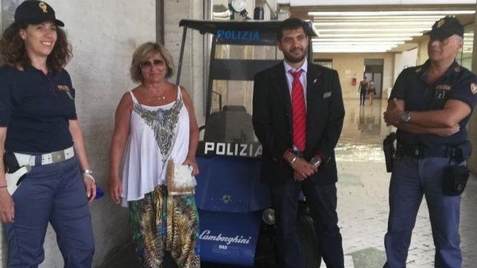 Palermo. Capotreno trova borsa con 5mila euro e la restituisce