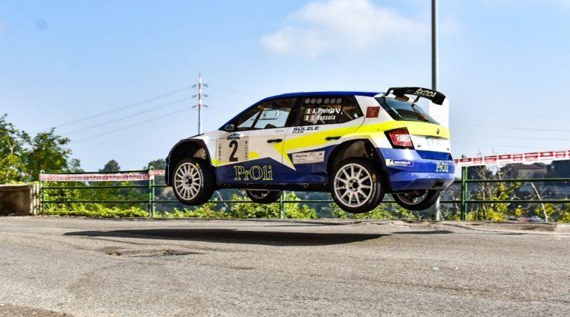 [Rally]Sfide annunciate al Rally del Tirreno per moderne e storiche