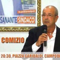 [Amministrative 2020] Campobello. Stasera il comizio del Candidato Passanante. A seguire degustazione prodotti tipici