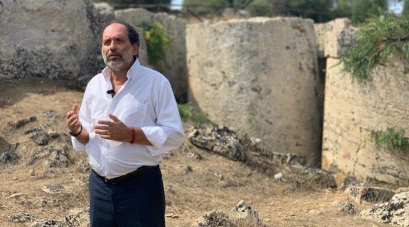 [Amministrative 2020] Campobello. Comizio del candidato sindaco Antonio Ingroia