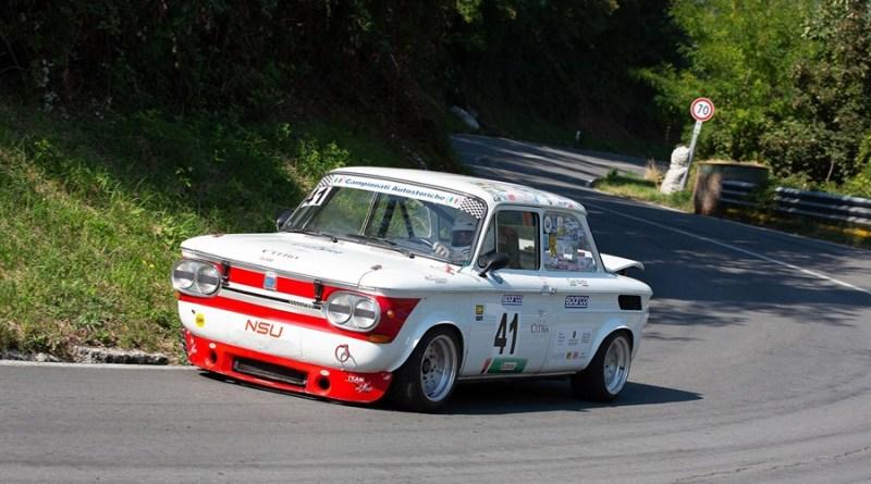 Campionato Italiano Vel. Salita Auto Storiche] La 41^Coppa del Chianti Classico è celebrazione di Uberto Bonucci