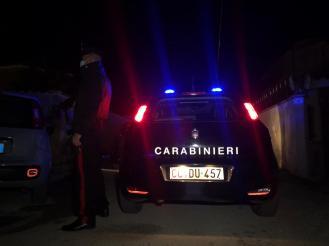 L'operazione dei Carabinieri a Tor Bella Monaca (2)