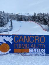 Ritorna a Santa Caterina Valfurva la Coppa Europa di sci alpino targata Cancro Primo Aiuto