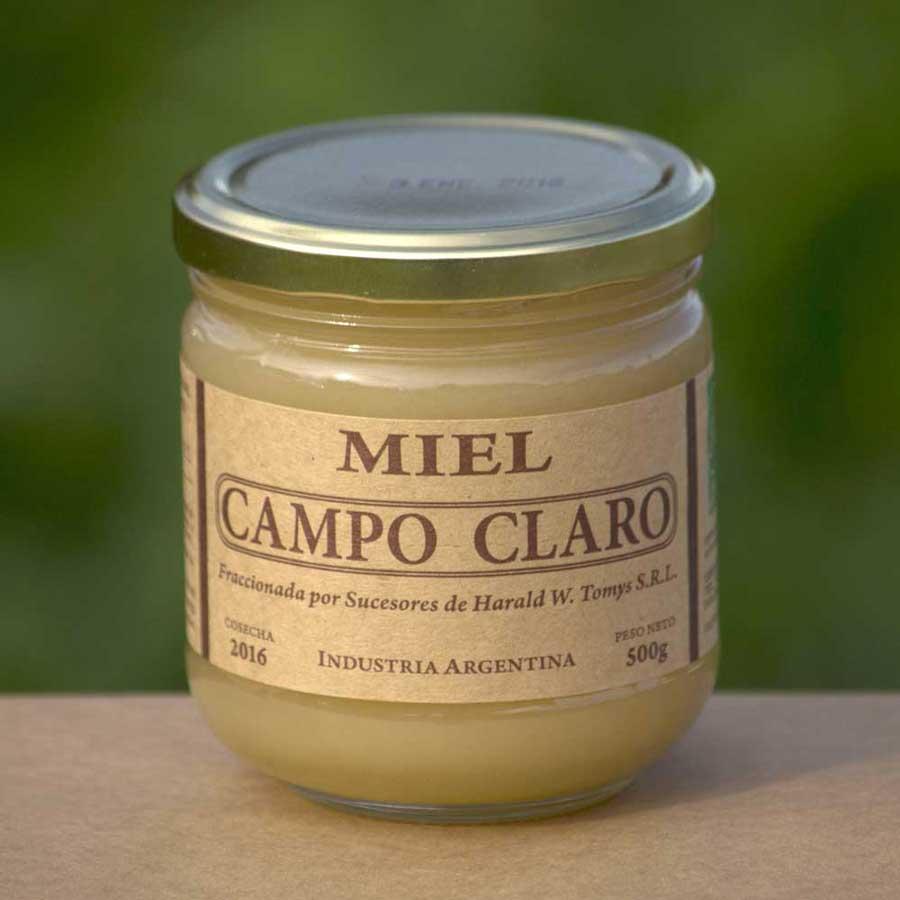Miel-Campo-Claro
