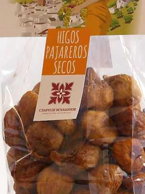 Bolsa con 400 g de higos secos calidad extra al natural