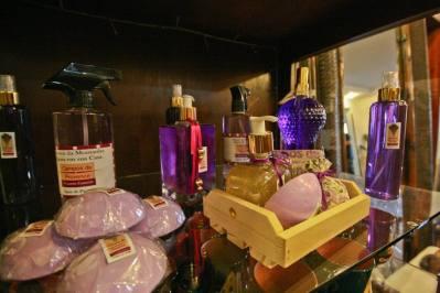 Perfumaria - Pousada Campos de Provence