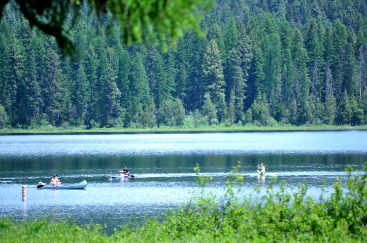 Canoes (Small)