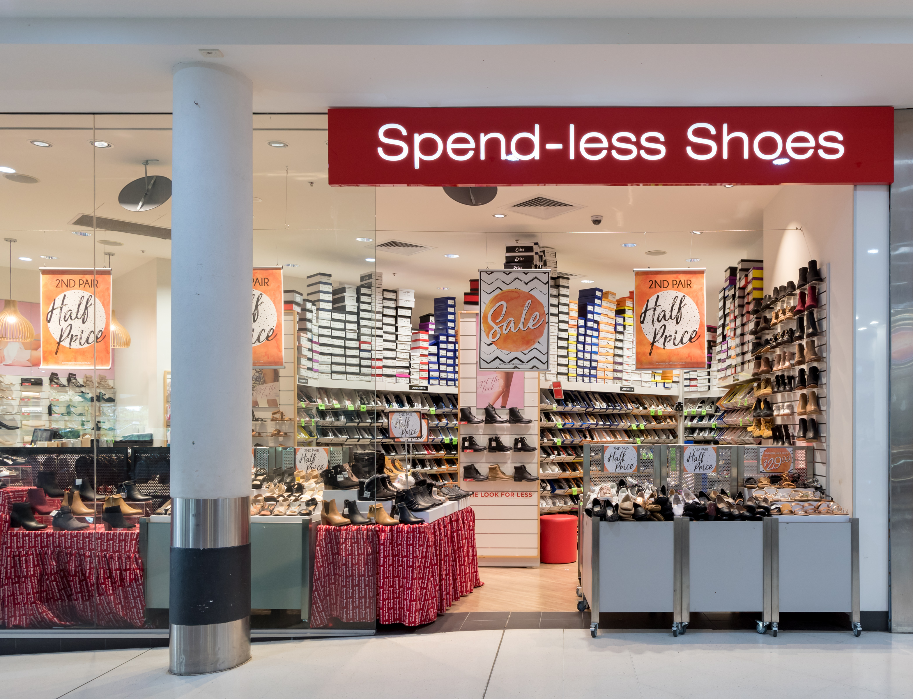Spendless Shoes - Latest Fashions Looks For Less - Campsie