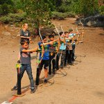 Archery at Camp St. Andrews