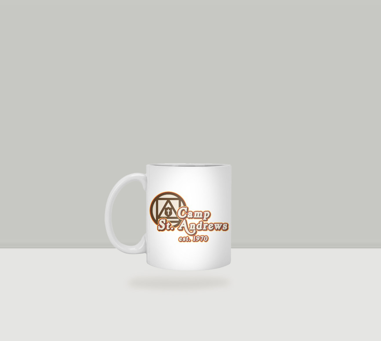 Camp St. Andrews 2020 70s Style Coffee Mug