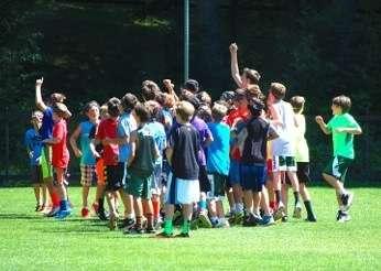 Camp Takajo Junior Olympics 2014 Track Meet
