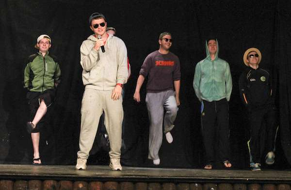 Camp Takajo 2015 Counselor Talent Show image