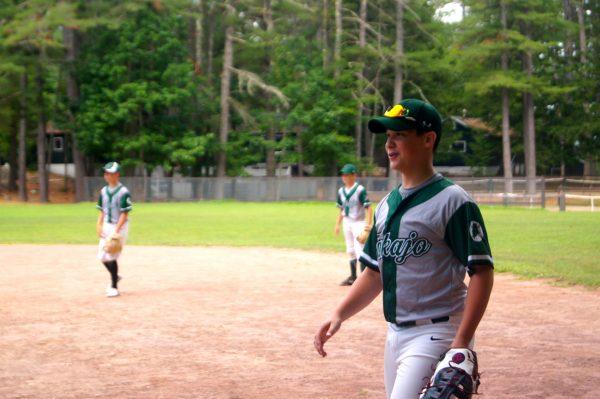 Intercamp Baseball Camp Takajo 2018