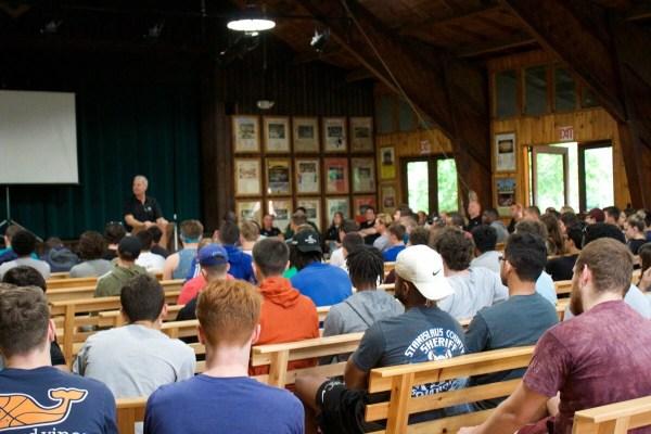 Camp Takajo Preseason meetings 2019